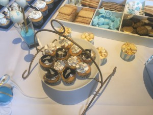 Sweettable - Kraamfeest jongen sweet table