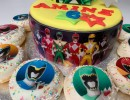 Cupcakes - Transformer donuts
