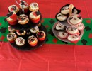 Cupcakes - Donuts en cupcakes in thema casino